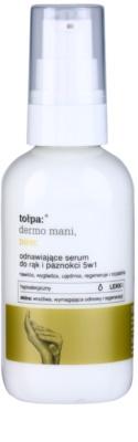 Tołpa Dermo Mani New erneuerndes Serum für Hände und Fingernägel 5 in 1