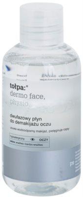 Tołpa Dermo Face Physio demachiant pentru ochi bifazic pentru intarirea genelor