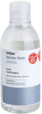 Tołpa Dermo Face Physio osvěžující tonikum s hydratačním účinkem