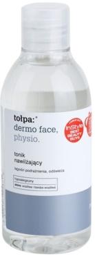 Tołpa Dermo Face Physio освіжаючий тонік зі зволожуючим ефектом