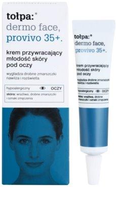 Tołpa Dermo Face Provivo 35+ crema pentru ochi cu efect de reintinerire 1