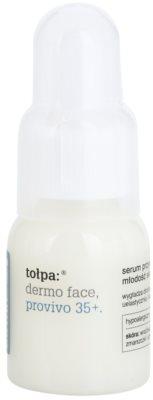 Tołpa Dermo Face Provivo 35+ obnovitveni serum za učvrstitev kože