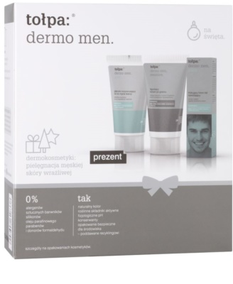 Tołpa Dermo Men Pure Kosmetik-Set  I.