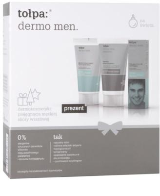 Tołpa Dermo Men Pure zestaw kosmetyków I.