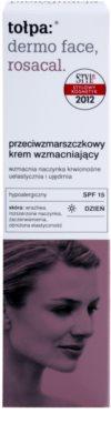 Tołpa Dermo Face Rosacal erősítő krém az elpattogott erekre SPF 15 2