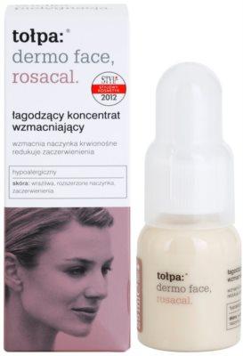 Tołpa Dermo Face Rosacal nyugtató szérum a bőrpír ellen 1