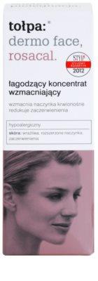Tołpa Dermo Face Rosacal nyugtató szérum a bőrpír ellen 2