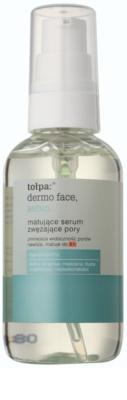 Tołpa Dermo Face Sebio sérum matificante para suavizar los poros