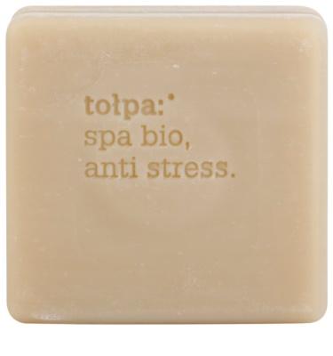 Tołpa Spa Bio Anti Stress jabón desintoxicante con turba