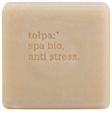 Tołpa Spa Bio Anti Stress детоксикиращ сапун с торф
