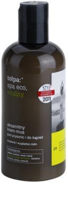 Tołpa Spa Eco Vitality sprchový krém s vyhladzujúcim efektom