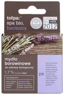 Tołpa Spa Bio Harmony sapun cu turba 2