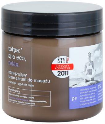 Tołpa Spa Eco Relax manteiga corporal  com efeito regenerador