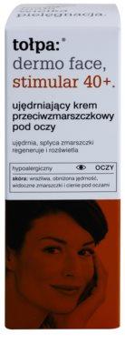 Tołpa Dermo Face Stimular 40+ Festigende Augencreme gegen Falten und dunkle Augenringe 2