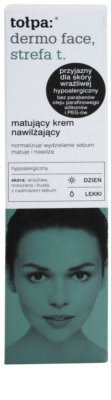 Tołpa Dermo Face T-Zone матиращ крем с хидратиращ ефект 2