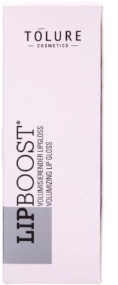 Tolure Cosmetics Lipboost lesk pro objem rtů 3
