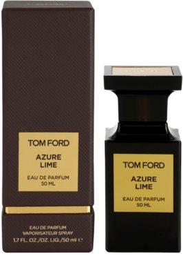 Tom Ford Azure Lime eau de parfum unisex