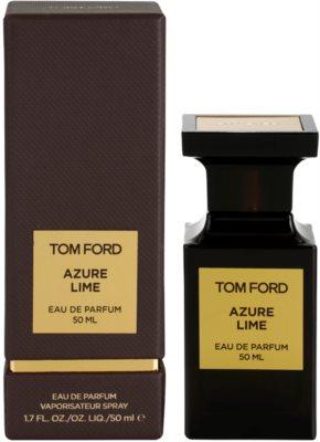Tom Ford Azure Lime woda perfumowana unisex
