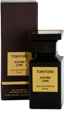 Tom Ford Azure Lime parfumska voda uniseks 1