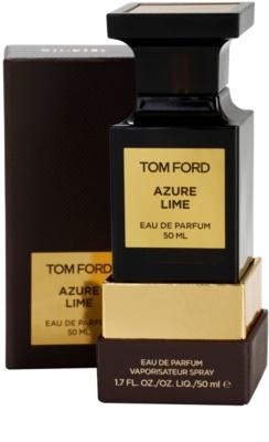Tom Ford Azure Lime parfumska voda uniseks 2