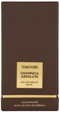 Tom Ford Champaca Absolute eau de parfum unisex 4