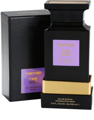 Tom Ford Cafe Rose Eau De Parfum unisex 2