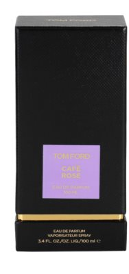 Tom Ford Cafe Rose Eau De Parfum unisex 5