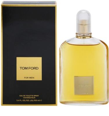 Tom Ford For Men туалетна вода для чоловіків