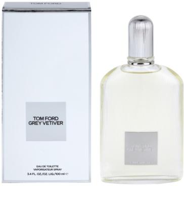 Tom Ford Grey Vetiver eau de toilette férfiaknak