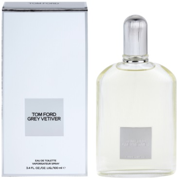 Tom Ford Grey Vetiver eau de toilette para hombre