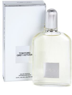 Tom Ford Grey Vetiver eau de toilette para hombre 1