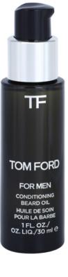Tom Ford Men Skincare szakáll olaj vanília és dohány illattal