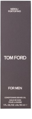 Tom Ford Men Skincare Bartöl mit Orangenblütenduft 2