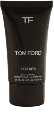 Tom Ford Men Skincare autobronceador facial en gel-crema para un aspecto natural