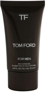 Tom Ford Men Skincare önbarnító géles arckrém természetes hatásért