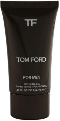 Tom Ford Men Skincare samoopalający krem-żel do twarzy nadający naturalny wygląd