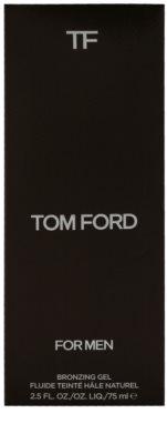 Tom Ford Men Skincare önbarnító géles arckrém természetes hatásért 2