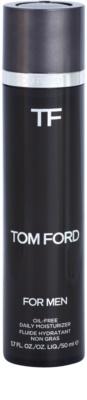 Tom Ford Men Skincare creme hidratante diário não contém óleo
