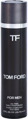 Tom Ford Men Skincare nappali hidratáló krém nem tartalmaz olajat