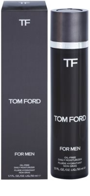 Tom Ford Men Skincare Feuchtigkeitsspendende Tagescreme ohne Ölgehalt 2