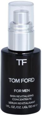 Tom Ford Men Skincare sérum revitalizante anti-idade de pele