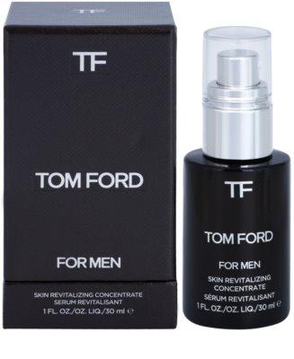Tom Ford Men Skincare ser revitalizant impotriva imbatranirii pielii 2