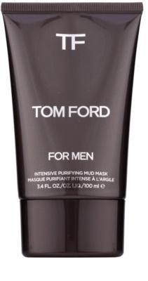 Tom Ford Men Skincare mascarilla de barro limpiadora