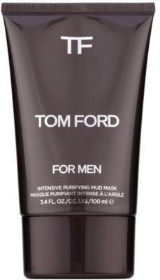 Tom Ford Men Skincare tisztító iszappakolás