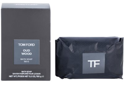 Tom Ford Oud Wood Parfümierte Seife  unisex