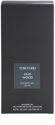 Tom Ford Oud Wood sprchový gel unisex 2