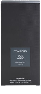 Tom Ford Oud Wood gel de dus unisex 2