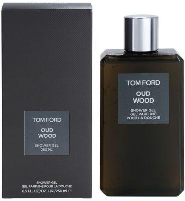 Tom Ford Oud Wood душ гел унисекс