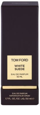 Tom Ford White Suede Eau de Parfum für Damen 4