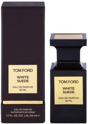Tom Ford White Suede eau de parfum para mujer